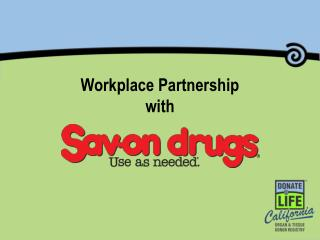 Workplace Partnership with