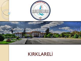KIRKLARELİ
