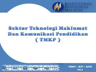 TMKP – BTP – KPM 2014