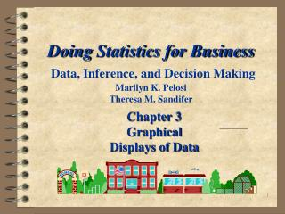 Chapter 3 Graphical Displays of Data