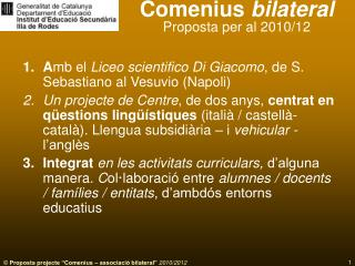 A mb el  Liceo scientifico Di Giacomo , de S. Sebastiano al Vesuvio (Napoli)