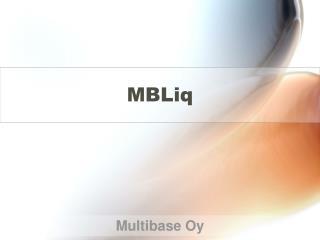 MBLiq