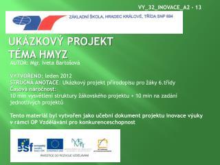 VY_32_INOVACE_A2 -  13