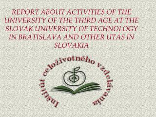Higher Education Landscape in Slovakia
