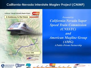 California-Nevada Interstate Maglev Project CNIMP