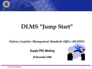 DLMS Migration
