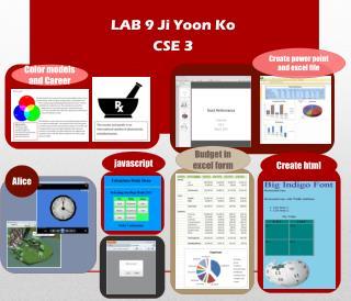 LAB 9  Ji  Yoon  Ko CSE 3