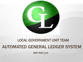 AUTOMATED GENERAL LEDGER SYSTEM