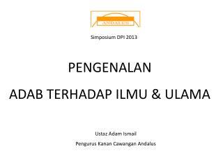 Simposium DPI 2013