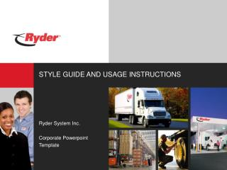 STYLE GUIDE AND USAGE INSTRUCTIONS