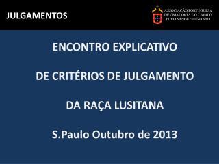 ASSOCIAÇÃO PORTUGUESA  DE CRIADORES DO CAVALO    PURO SANGUE LUSITANO