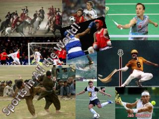 Sports in All the World!