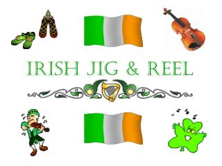 Irish jig & reel