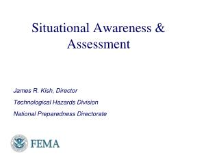 Situational Awareness  Assessment