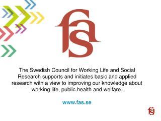 FAS – Organisation