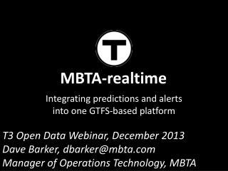 MBTA-realtime
