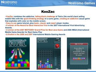 Nostromo  Games
