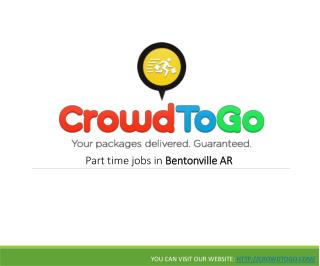 PART TIME JOBS IN BENTONVILLEAR_WEEBLY