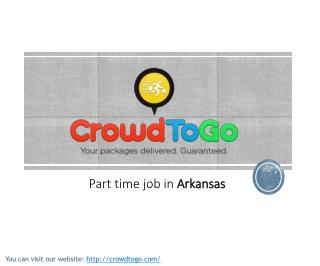 PART TIME JOBS IN ARKANSAS_WEEBLY