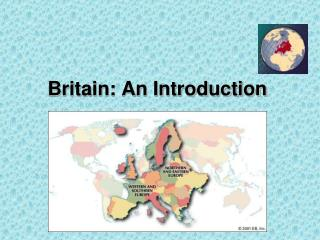 Britain: An Introduction