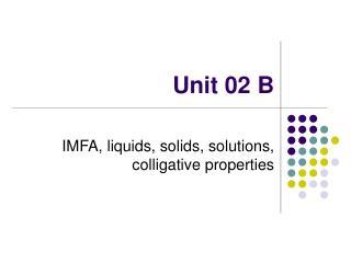 Unit 02 B