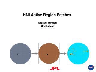 HMI Active Region Patches