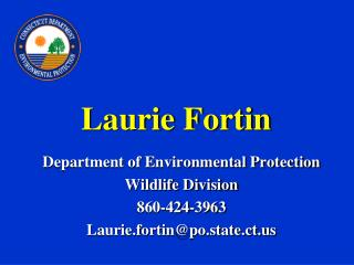 Laurie Fortin