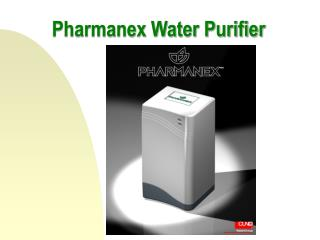 Pharmanex Water Purifier