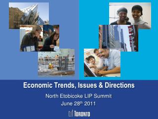 Economic Trends, Issues & Directions