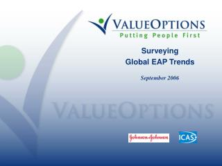 Surveying  Global EAP Trends