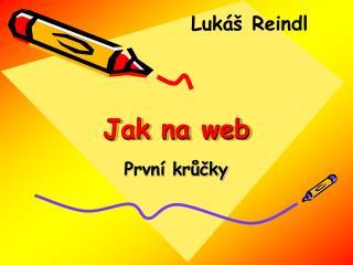 Jak na web