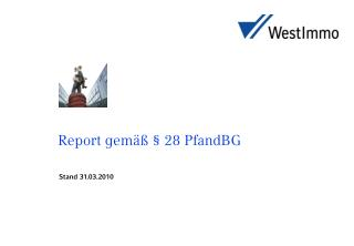 Report gemäß § 28 PfandBG