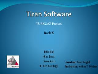 Tiran Software