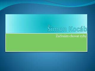 Šimon Kocáb