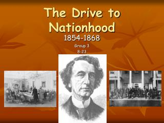 The Drive to Nationhood
