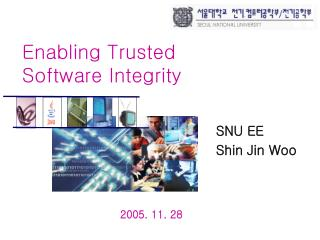SNU EE Shin Jin Woo