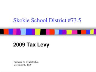 Skokie School District #73.5