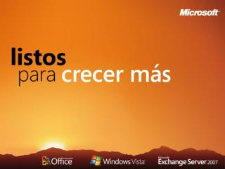Revisi n t cnica de Windows SharePoint Service y Office SharePoint Server 2007