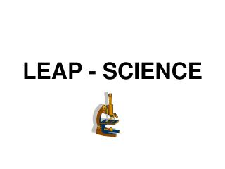 LEAP - SCIENCE