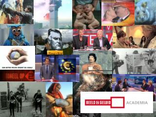 Welke bronnen zitten in Academia? Dagelijkse upload van Journaal en actualiteitenprogramma's
