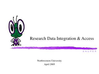 Research Data Integration & Access