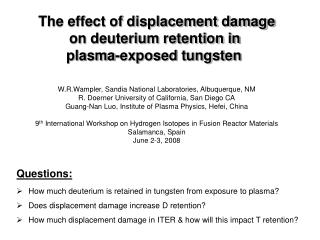 The effect of displacement damage on deuterium retention in  plasma-exposed tungsten