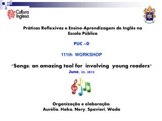 Práticas  Reflexivas e Ensino-Aprendizagem de Inglês na Escola Pública