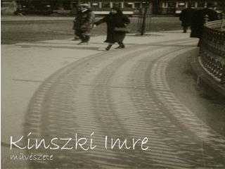 Kinszki Imre