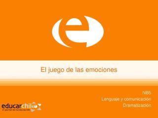 El juego de las emociones