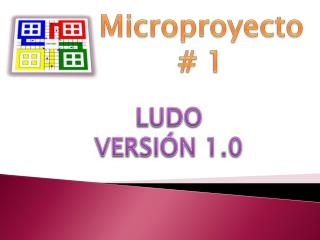 Microproyecto  # 1