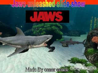 Jaws unleashed slide show
