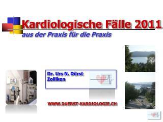 Kardiologische F lle 2011 aus der Praxis f r die Praxis