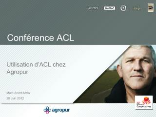 Conférence ACL