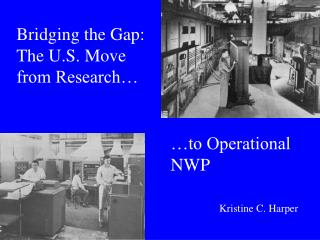 Bridging the Gap: The U.S. Move from Research…